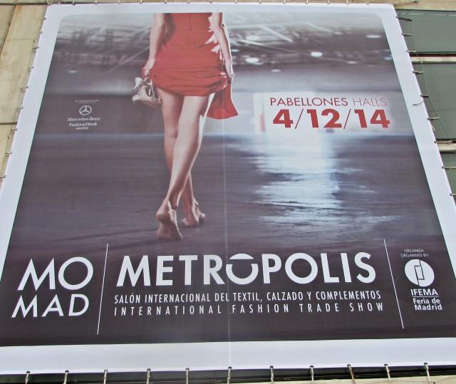 Momad Metrópolis en Ifema