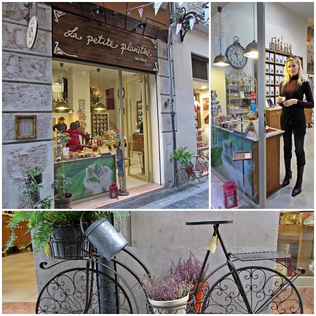 La Petite Planèthé – Tea shop