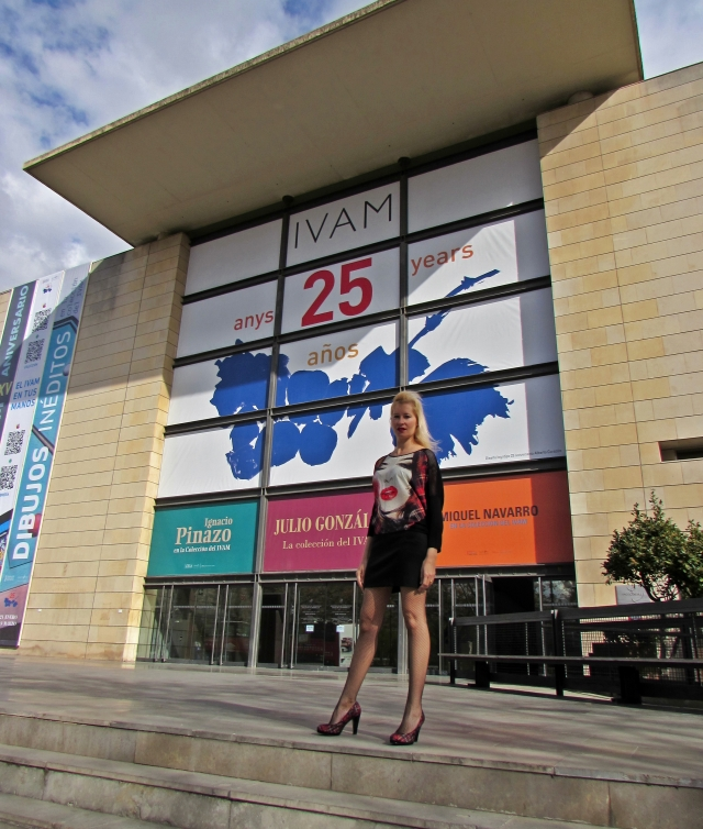IVAM –  Exposición XXV Aniversario