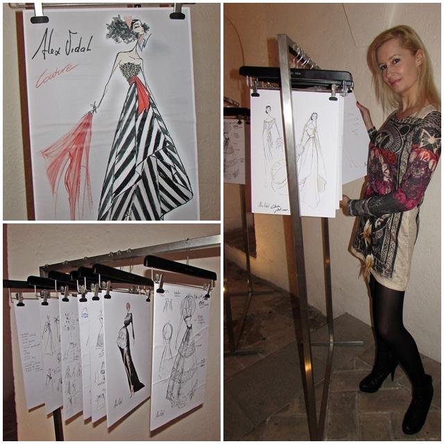 Exposición  Alex Vidal – Couture