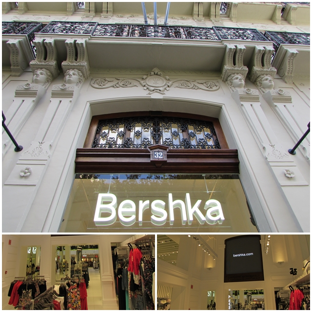 Flagship store Bershka en Valencia