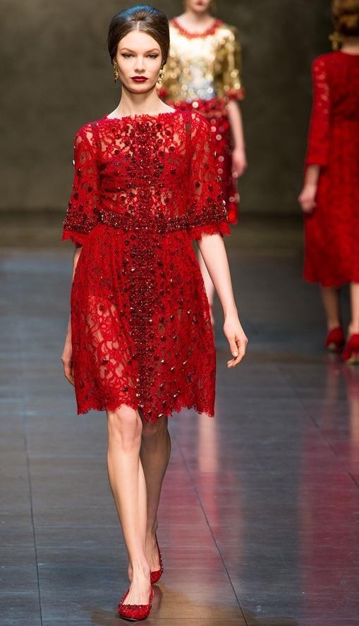 Dolce & Gabbana AW 13-14 7