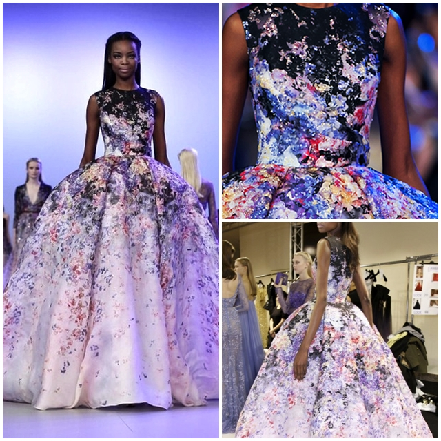 Spring / Summer – Elie Saab haute couture