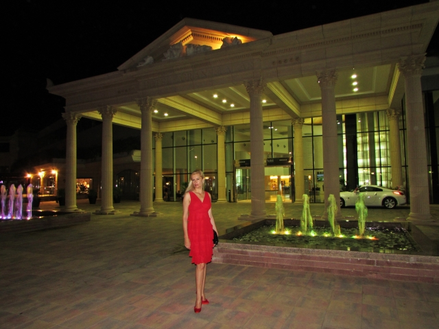Hotel Gran Palas – La Pineda