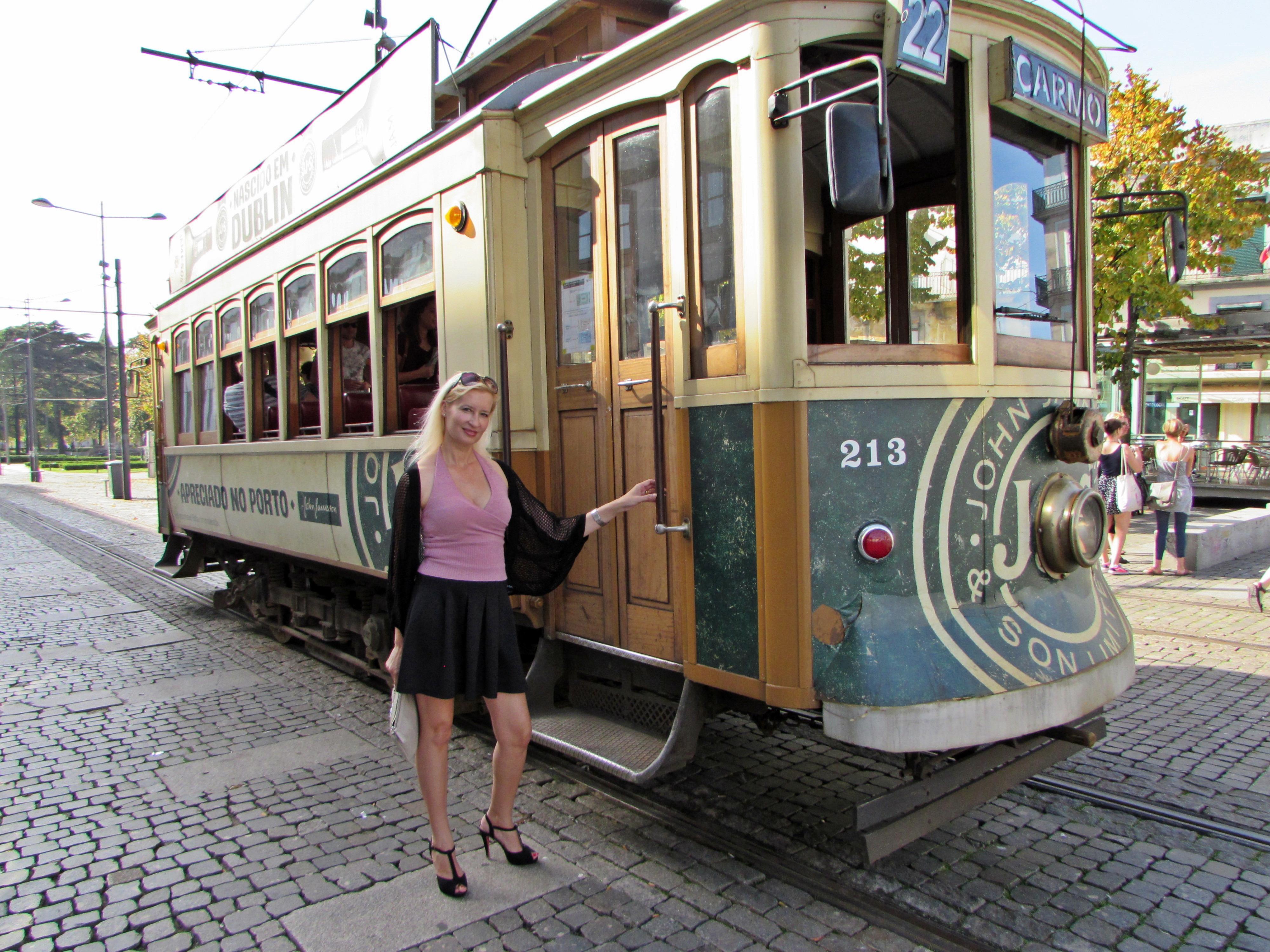 Paseo Turistico en Oporto