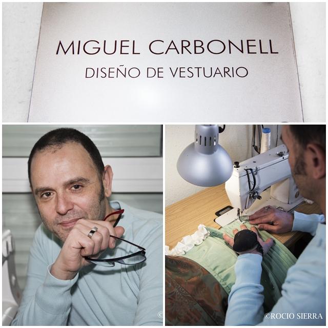 Miguel Carbonell – Diseño de Vestuario